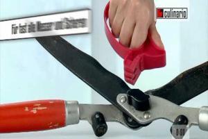 Embedded thumbnail for Точилка для ножей и ножниц