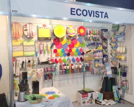 Эко товары EcoVista на Международной выставке подарков и товаров 2018 для дома в МВЦ