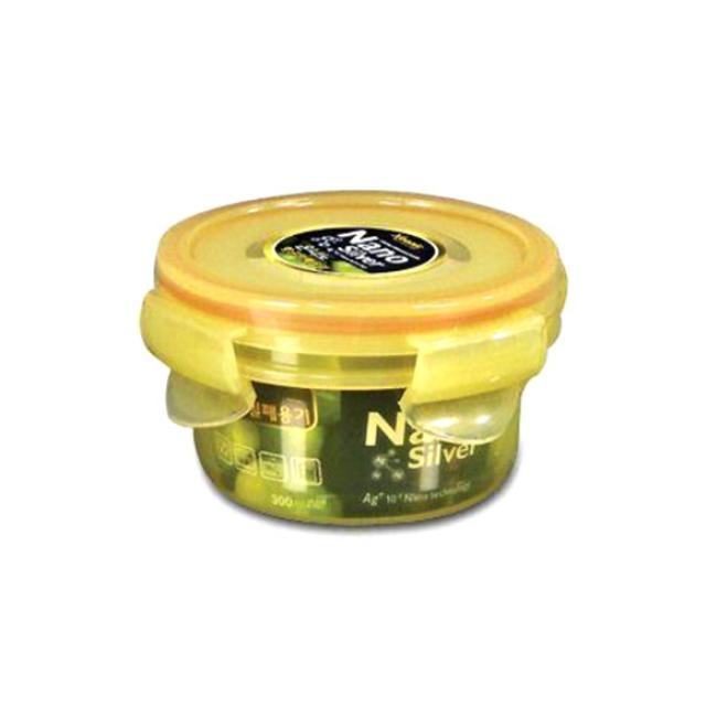 Купить Антибактериальный пищевой эко контейнер NanoSilver 250 мл Украина Киев. Магазин эко товаров без химии