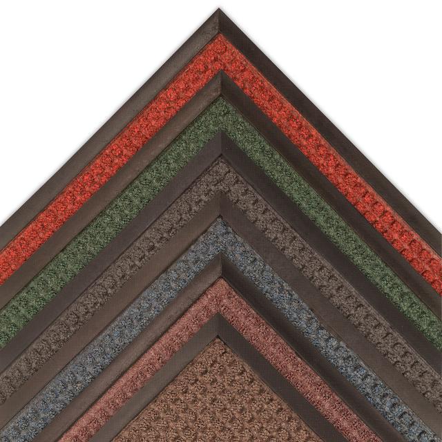 Купить Ворсовый влаговпитывающий барьерный коврик с кантом Guzzler 60*90 Киев Украина интернет магазин. Эко товары без химии