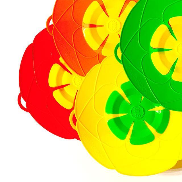 Купить Крышка-непроливайка из пищевого силикона KOCHBLUME. Магазин экологичные товары без химии Киев Украина