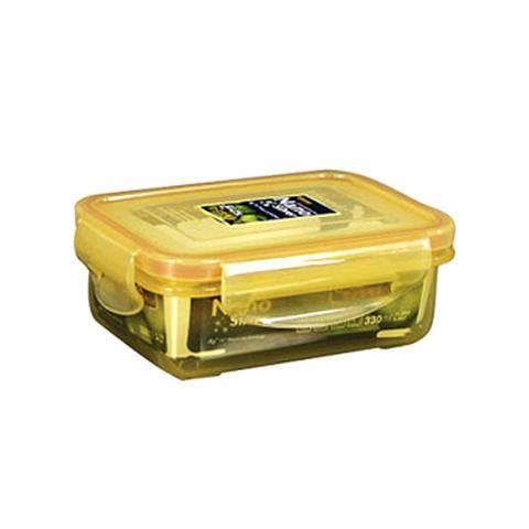 Купить Антибактериальный пищевой эко контейнер с ионами серебра NanoSilver 300 мл Украина Киев. Магазин эко товаров без химии