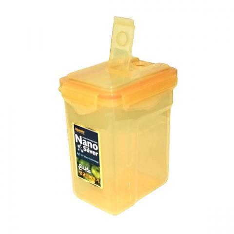 Купить Антибактериальный пищевой эко контейнер кувшин с ионами серебра NanoSilver 1л Украина Киев. Магазин эко товаров без химии